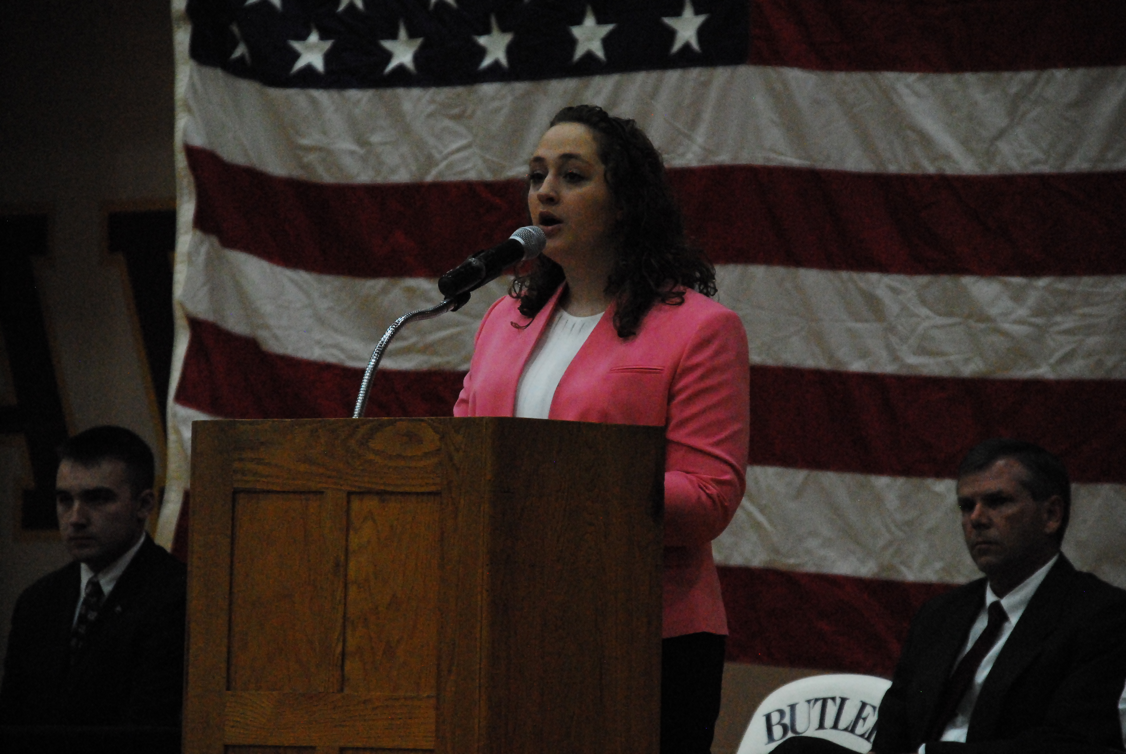 37th Memorial Program Held at Butler