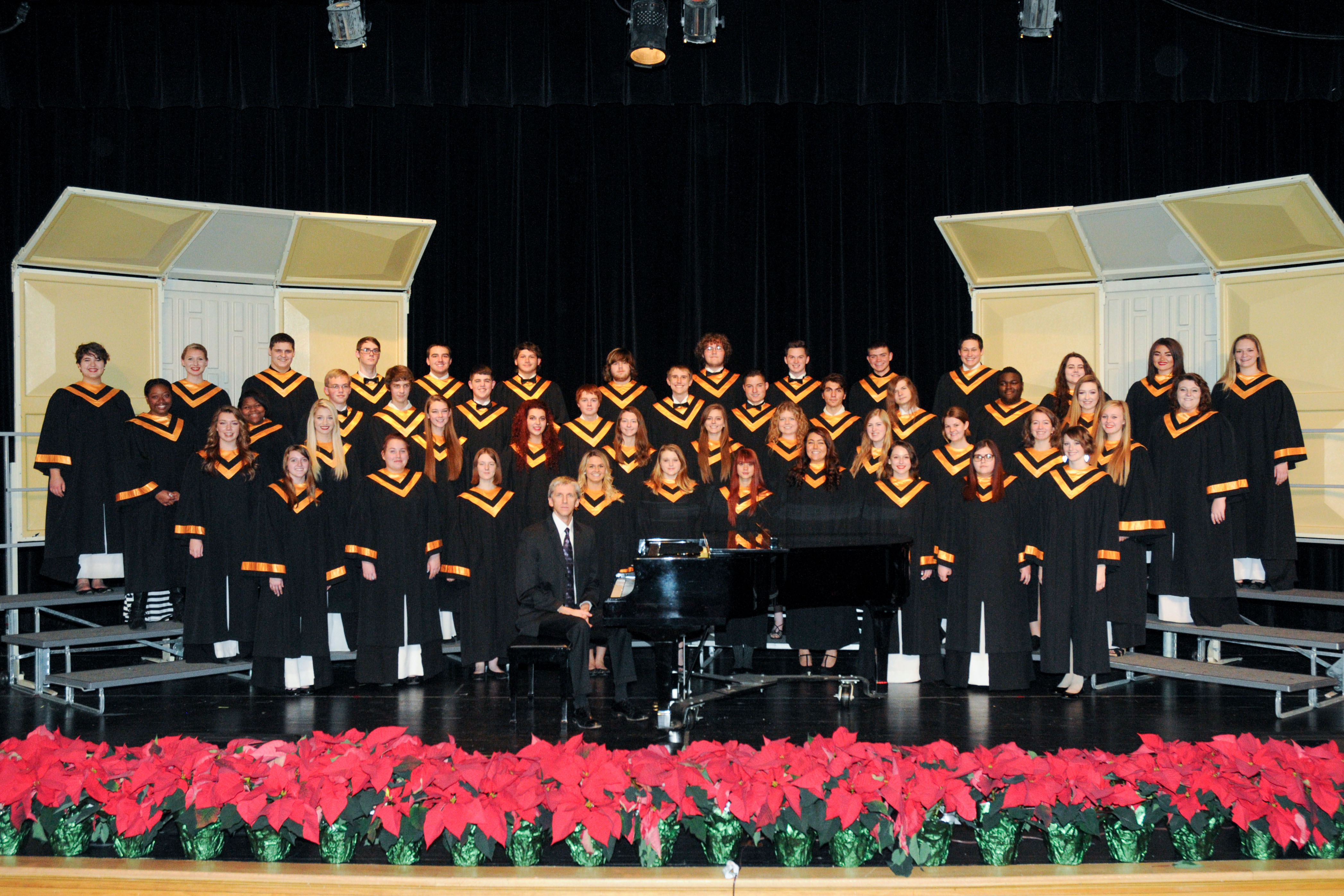 Symphonic Choir Joins Shawnee Students in Two-Day Concert