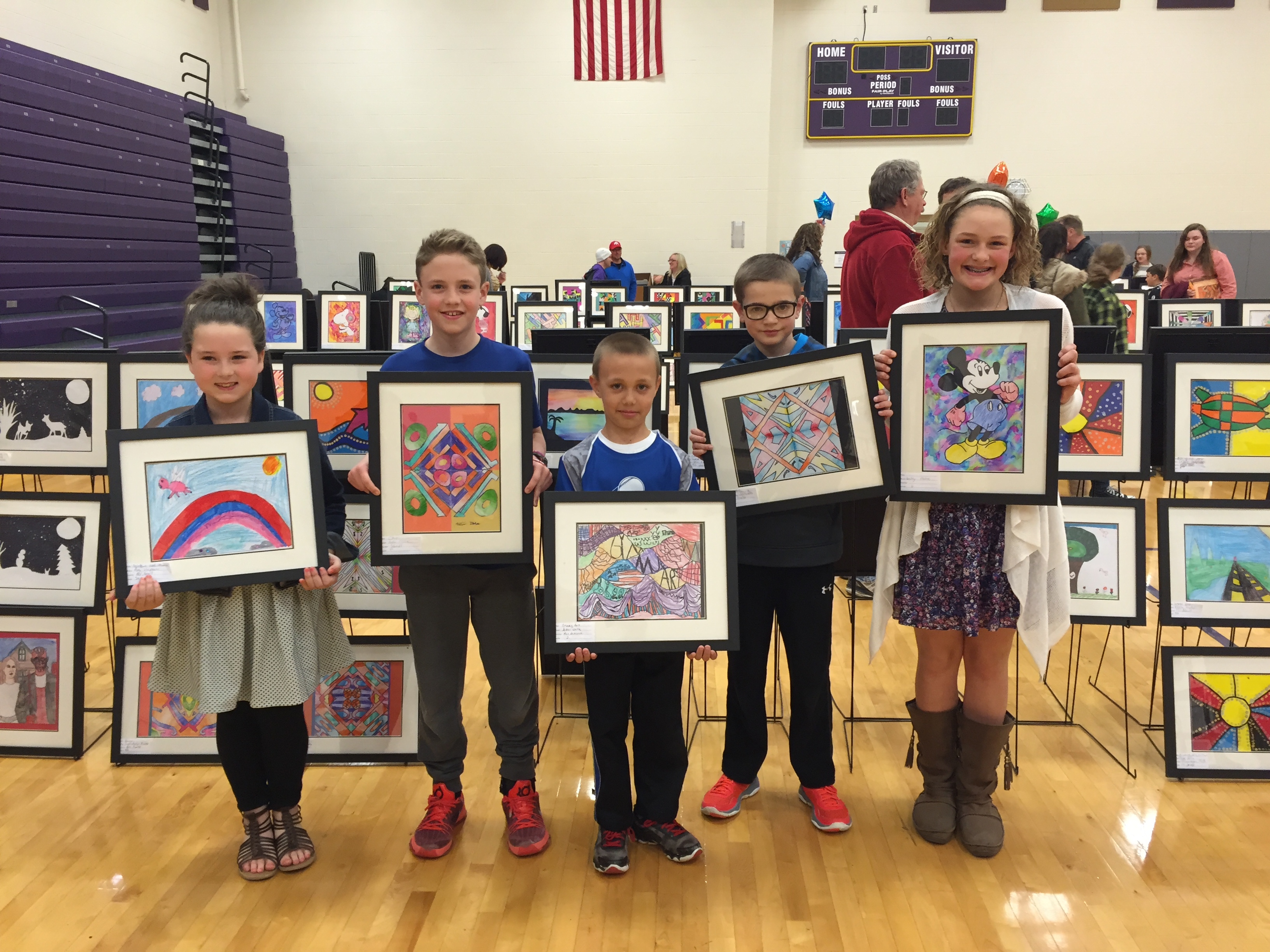 Elevate the Arts Showcases Student Talent