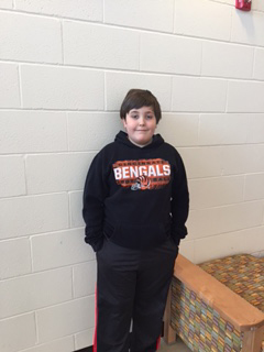 Sixth Grader to Compete at State Geography Bee
