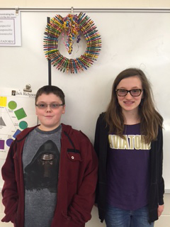 Morton Students Honored at State Level