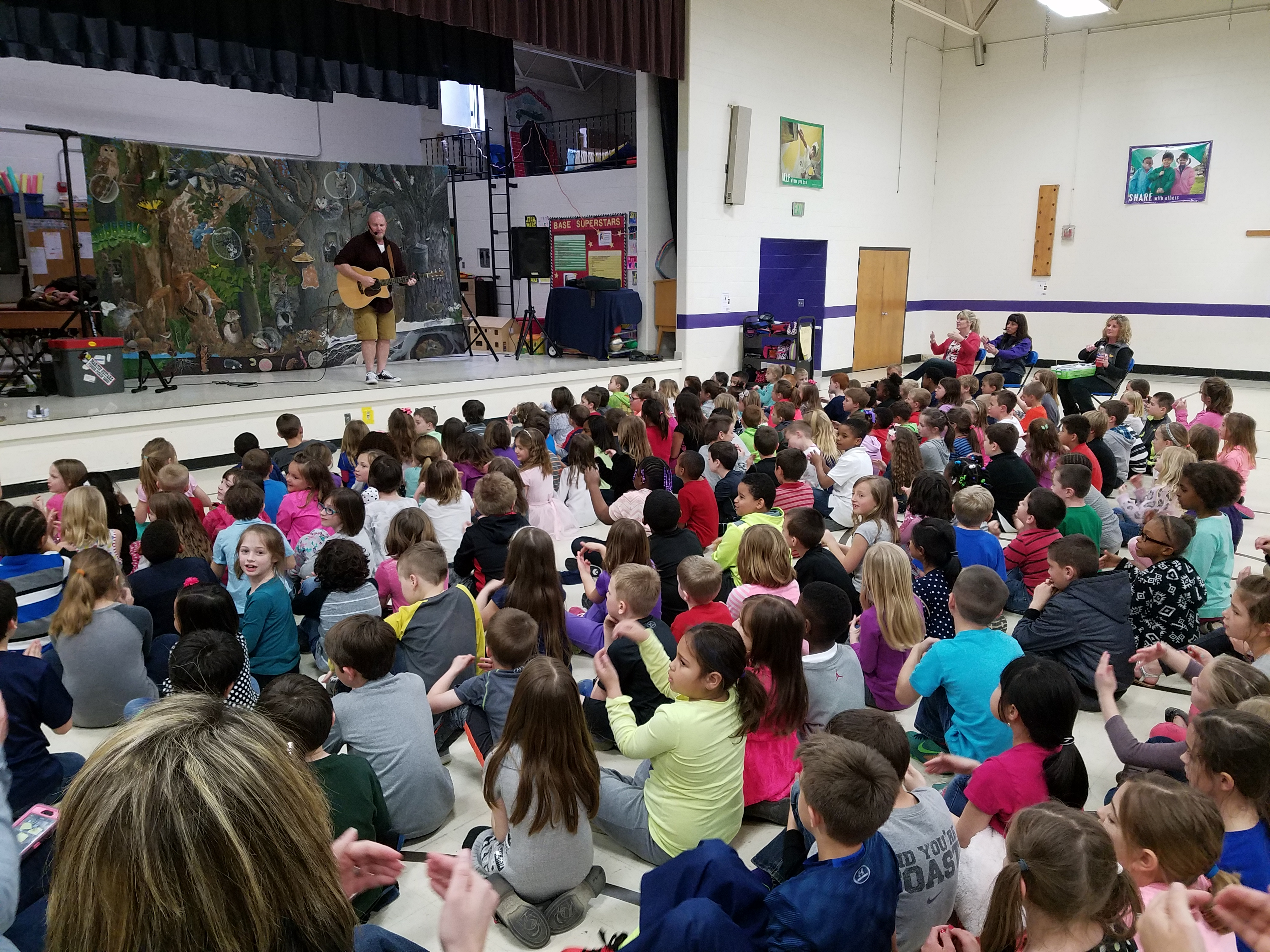 Music Brings Nature Lesson to Life at Helke