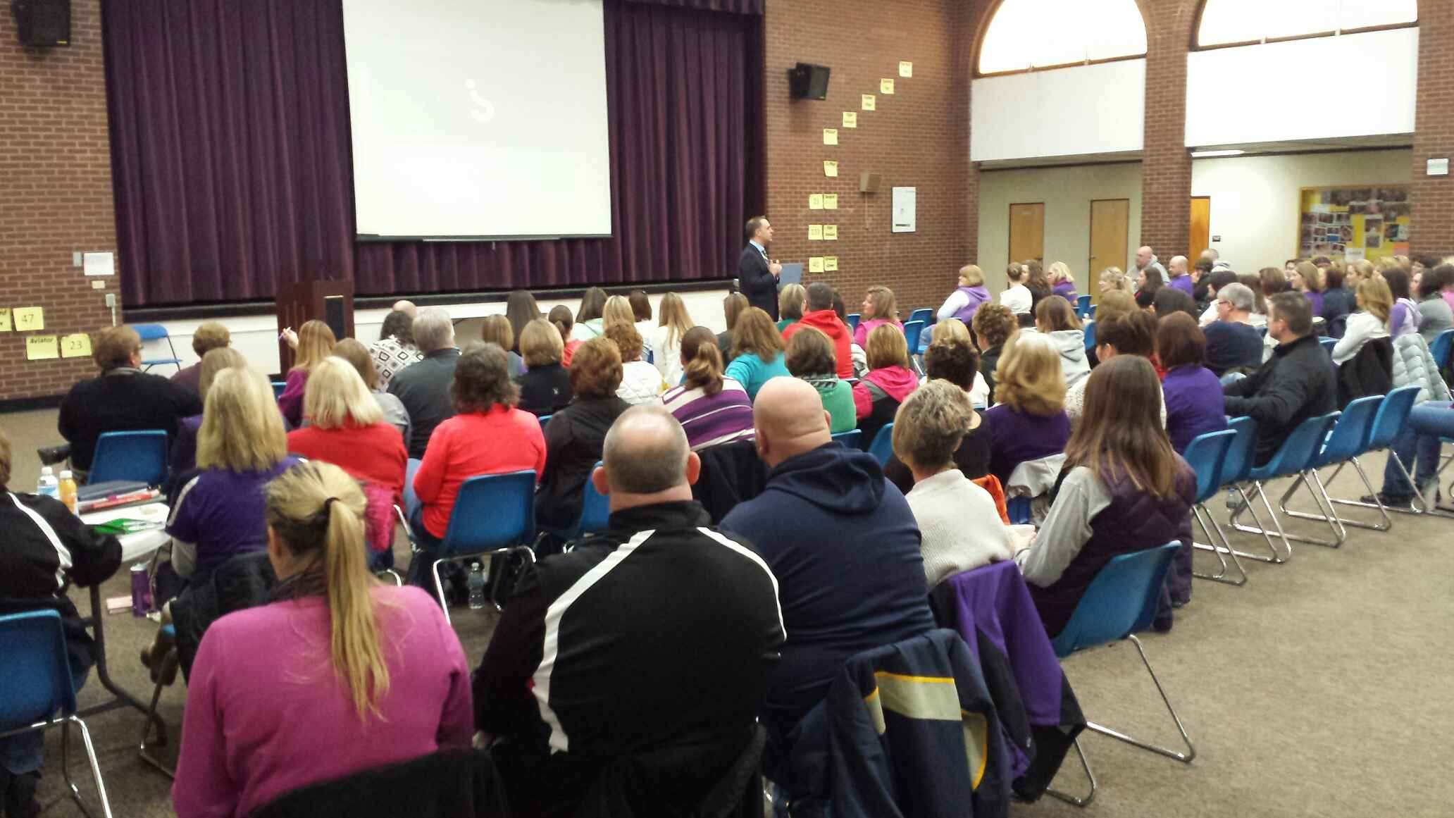 Kid Whisperer Comes to Vandalia-Butler