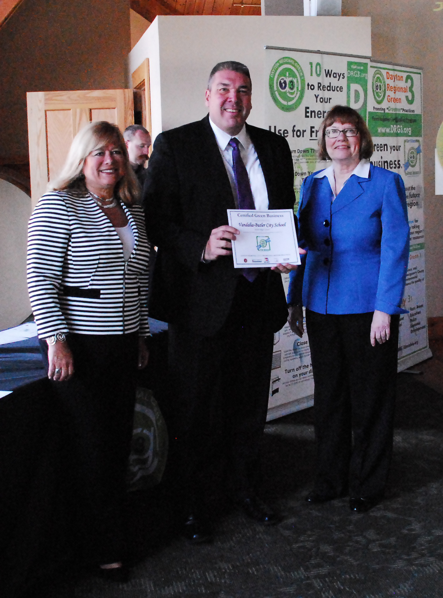 School District Recognized for Environmental Efforts