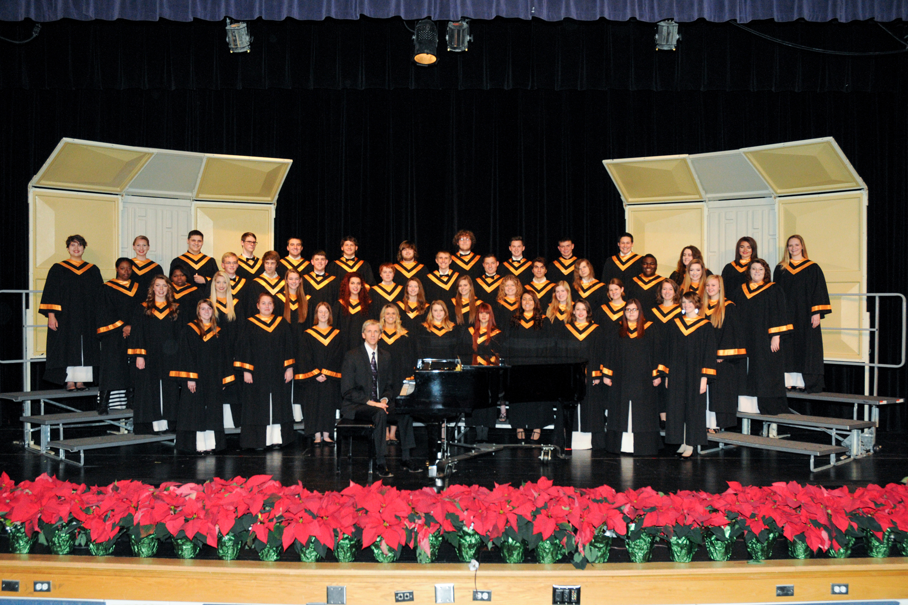 Award Winning Choirs to Perform Spring Concert