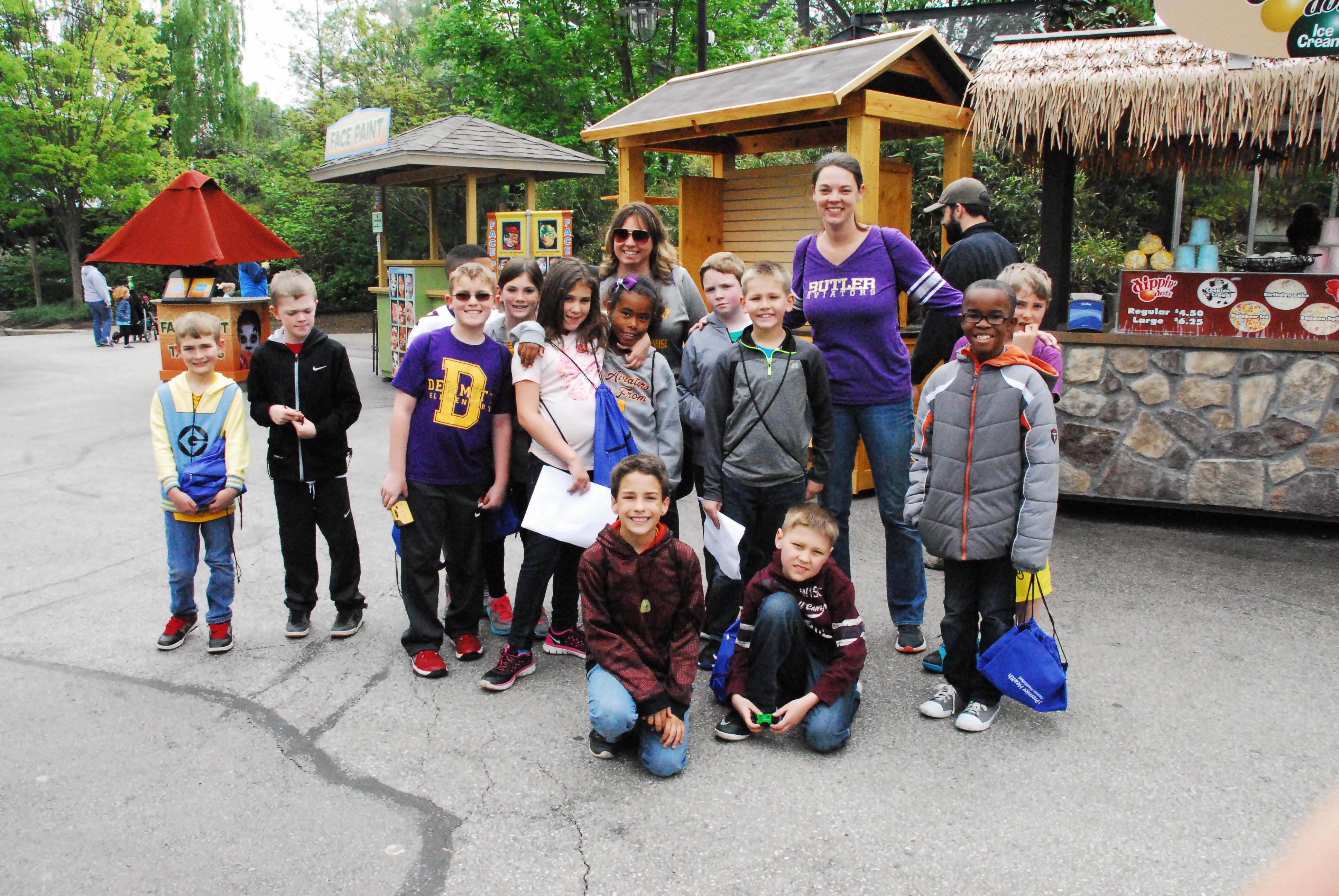 Demmitt Goes Wild at the Cincinnati Zoo