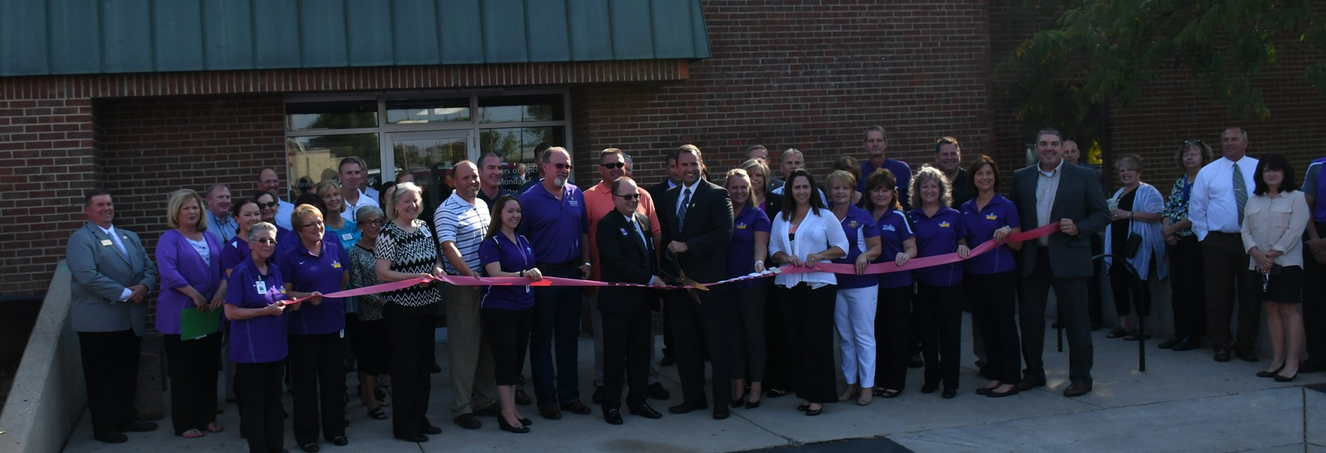 Board of Education Ribbon Cutting Ceremony