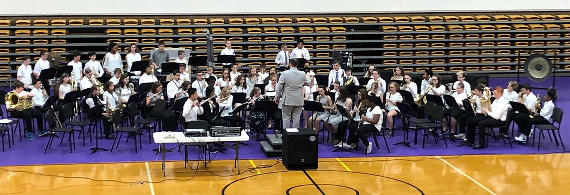 Morton 7th Grade Band