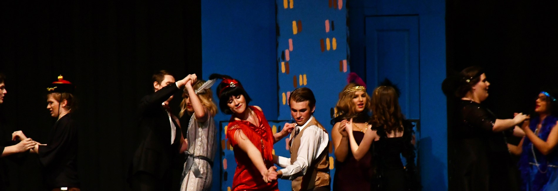 Thoroughly Modern Millie - Butler Spring Musical