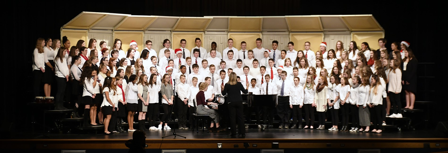 Morton 7th Grade Choir