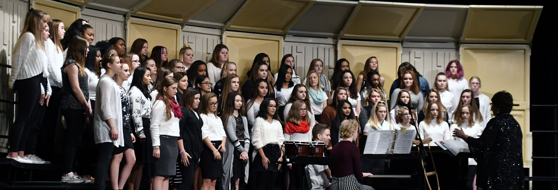 8th grade girls choir